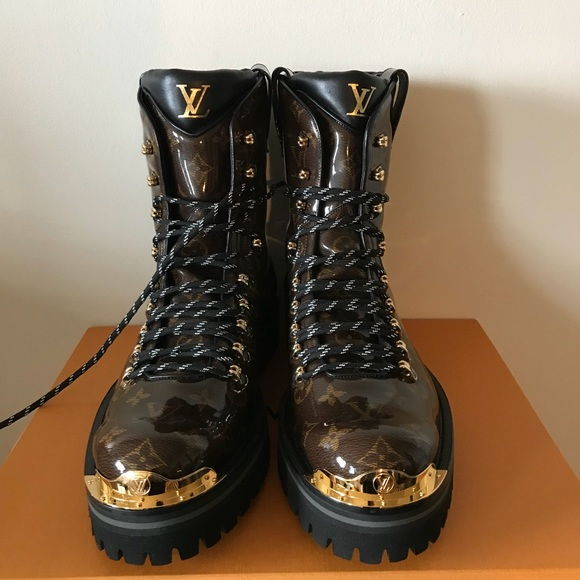 Louis Vuitton Shoes | Lv Outland Ankle